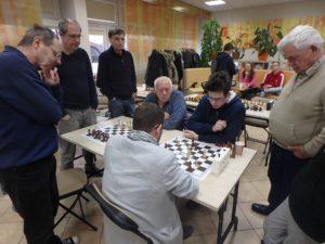 LXXXVII Turniej Szachowy w Czytelni Naukowej nr 1
