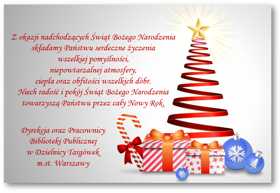 kartka Boże Narodzenie
