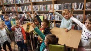 Witamy w bibliotece – zapoznanie z biblioteką