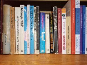 Książki na wymianę w W85