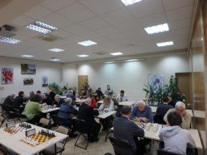 LXXXVIII Turniej Szachowy w Czytelni Naukowej nr 1