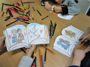 Przedszkolaki poznają historię książki w BD65