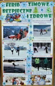 Bezpieczne i zdrowe ferie zimowe w BD65