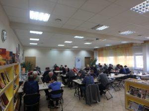 LXXXIX Turniej Szachowy w Czytelni Naukowej nr 1