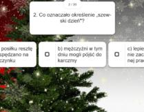 quiz - polskie tradycje