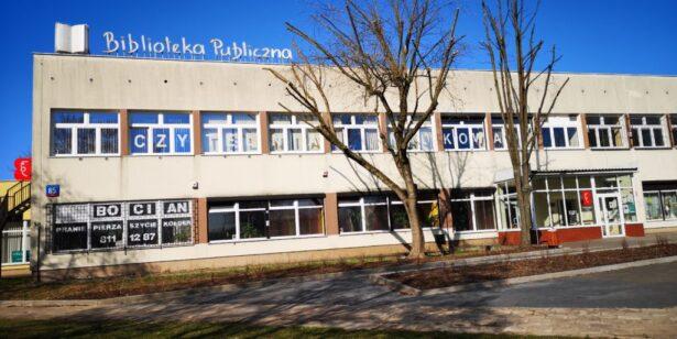 siedziba administracji Biblioteki Publicznej w Dzielnicy Targówek m.st. Warszawy