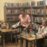 spotkanie z Martą Galimską z grupy Naturalnych Aktywistów na temat zdrowego i przemyślanego odżywiania