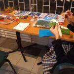 tworzenie prac plastycznych