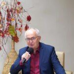 Michał Muskat prezentuje wiersz Anny Saciuk-Nowak